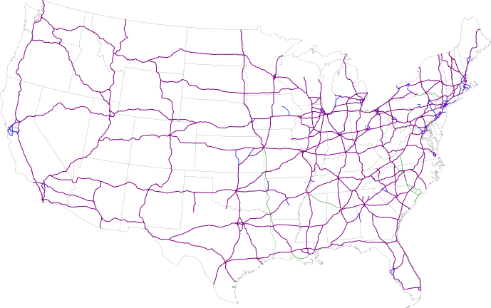 eLearning: Interstate Highway Project